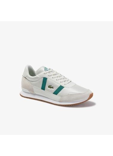 Lacoste Erkek Partner 12 Sneakers 739SMA0047.Y37 Beyaz